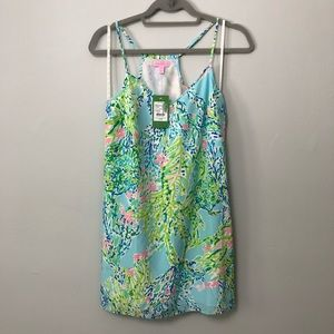 Lilly Pulitzer Dusk Dress in Blue Heaven - NWT